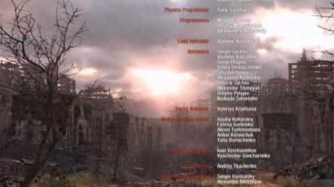 (32) Metro Last Light (Shadow Ranger Hardcore Walkthrough) Redemption ending