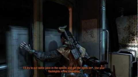 Ashes (Metro Last Light Level)/Walkthrough