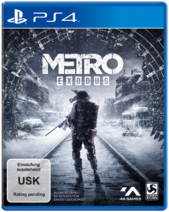 Metro Exodus Cover USK PS4