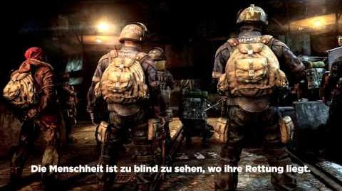 """Metro Last Light - """"Salvation"""" - Gameplay Video (Offizielle Deutsche Version)"""
