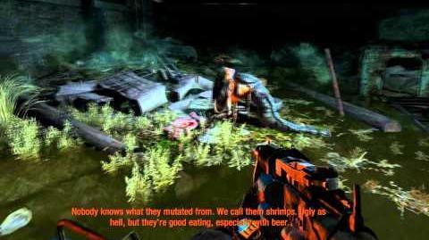 Metro Last Light (Ranger Hardcore Pacifist Walkthrough) Dark Water (Dark Waters)