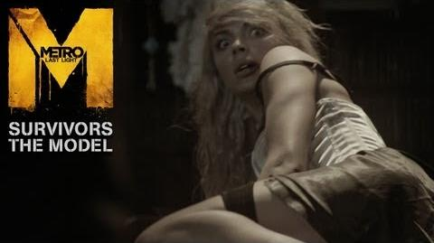 Metro Last Light - Survivors - The Model Trailer (Official U.S. Version)