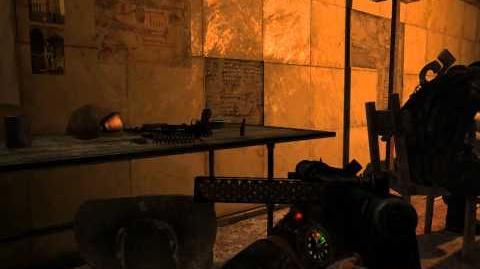 Metro 2033 (Stealth hardcore challenge walkthrough) Chapter 3 Dry