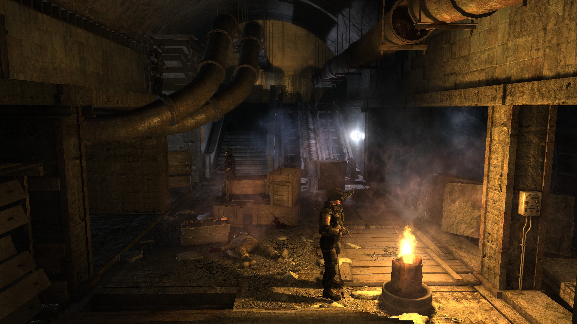 Black Station (Metro 2033 Level)