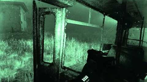Nightfall (Metro Last Light Level)/Walkthrough