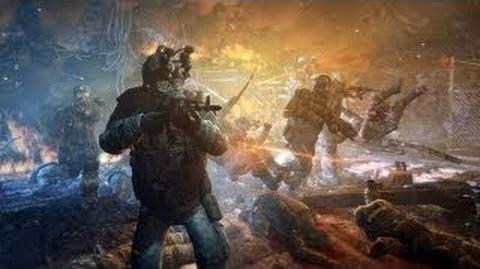 Metro Last Light - Ranger Survival Guide - Chapter 3 - Weapons and Inventory