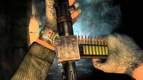 Metro 2033 (Bastard assault rifle)-0