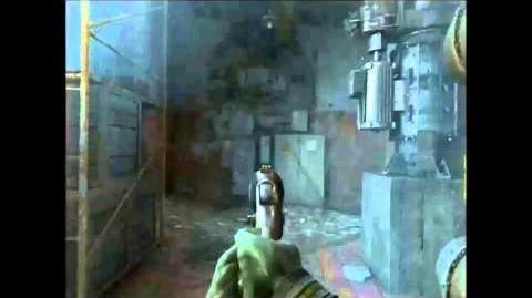 Metro Last Light (Slow Motion Weapons) Ashot