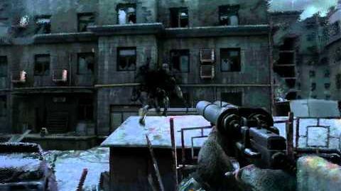 Dead City 1 (Metro 2033 Level)/Walkthrough