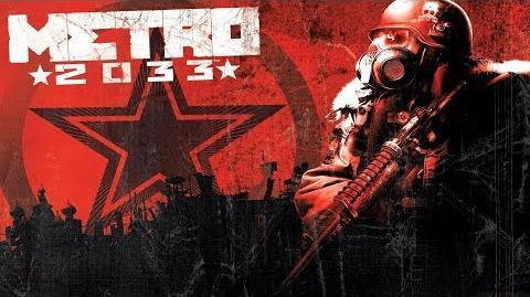 Original METRO 2033 no commented 2 hunter