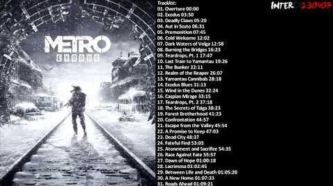 Metro Exodus - Original Soundtrack