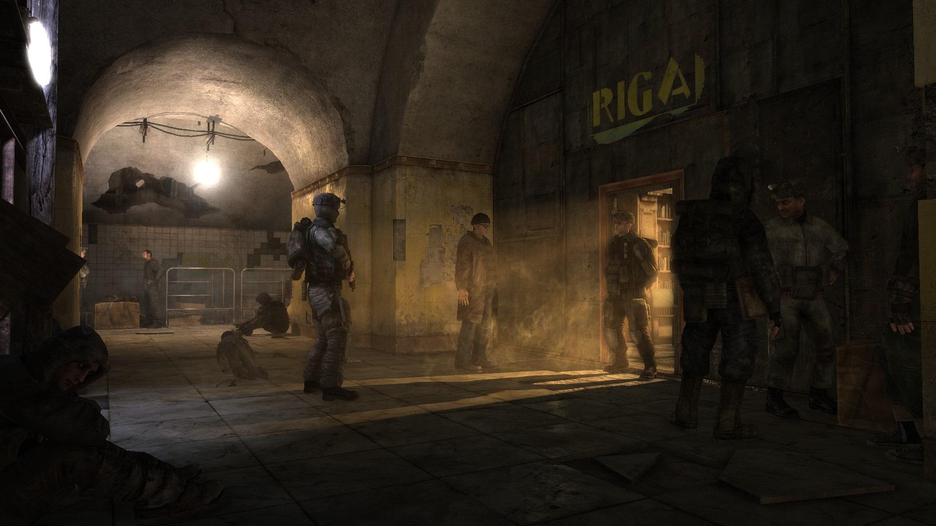 Riga (Metro 2033 Level)
