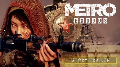 Metro Exodus - Story Trailer Official