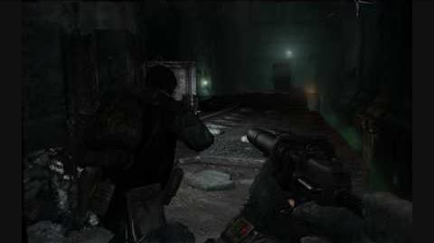 Metro 2033 Gameplay - 6. 7. Mission Verlorene Tunnels 2 2 Die Brücke
