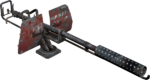 Flamethrower isometric M2033