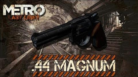 Metro Last Light - Revolver Guide