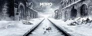 Metro Exodus E3 Key Art AW Full Image