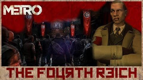 Metro -The Fourth Reich