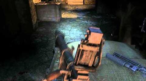 Metro 2033 (Heavy automatic shotgun, DLC)