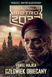 Człowiek obiecany - polska okładka