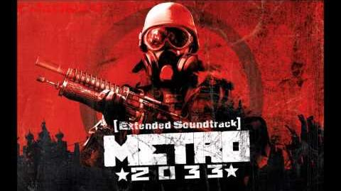 Metro 2033 Extended Soundtrack 11 - Depot Ambient