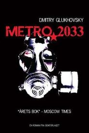 Metro 2033 - norweska okładka