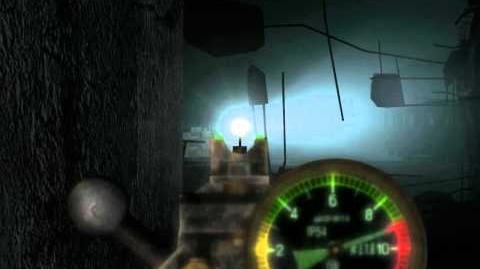 Metro 2033 (Stealth hardcore challenge walkthrough) Chapter 2 Bridge