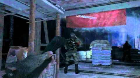 Frontline (Metro 2033 Level)/Walkthrough