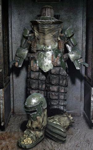 MLL heavy suit