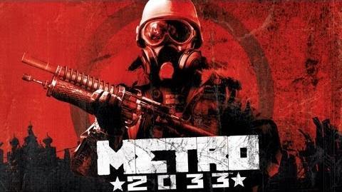 Metro 2033 1 - Let's Play Metro 2033 Part 1 Deutsch German HD 720p