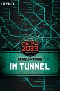 Ciemne tunele - niemiecka okładka