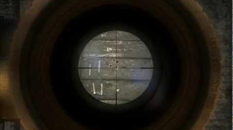 Metro 2033 (AK-74 assault rifle)