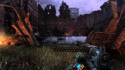 (29) Metro Last Light (Shadow Ranger Hardcore Walkthrough) Red Square (Red Square)-0