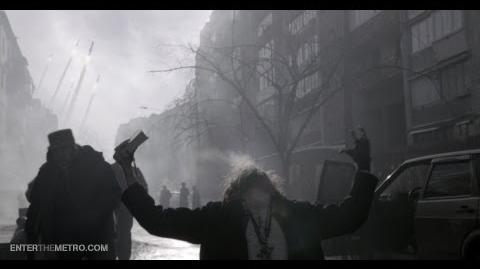 Metro Last Light - Enter the Metro Short Film (Official U.S. Version)