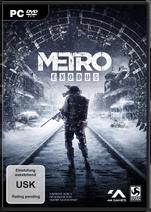 Metro Exodus Cover USK PC