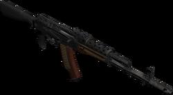MLL AK-74M isometric