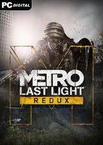 Metro Last Light Cover