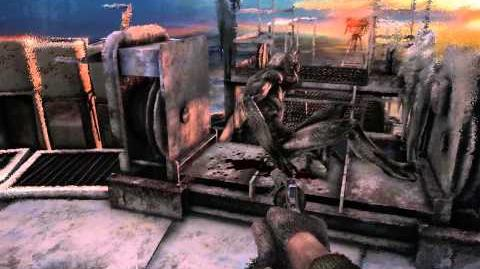 "Metro 2033 (Action hardcore challenge walkthrough) True ending ""Ranger"""