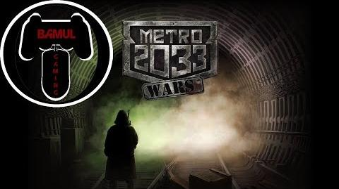 Review Metro 2033 Wars might be for you, if...