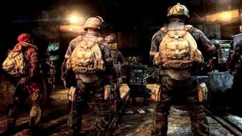 "Metro Last Light - ""Salvation"" Gameplay Trailer (Official U.K"