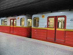 Warsaw Metro 1
