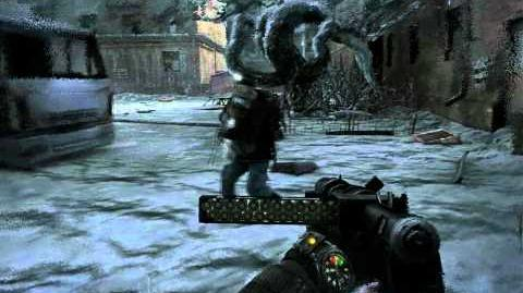 Metro 2033 (Stealth hardcore challenge walkthrough) Chapter 2 Dead City 2