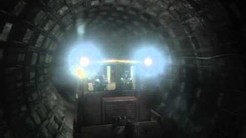 """Metro 2033 (Stealth hardcore challenge walkthrough) Chapter 6 """"Dark Star"""""""