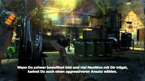 Metro Last Light - Ranger Survival Guide - Chapter 2 Enemy Danger (Offizielle Deutsche Version)