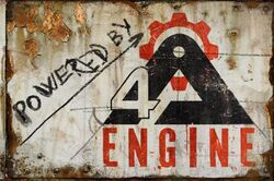 4A Engine logo