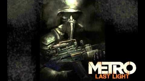 Metro Last Light OST - River of Fate