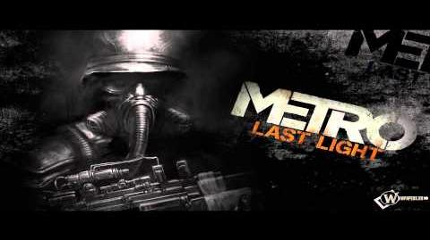 Metro Last Light Soundtrack - Radio I (Aranrut - My Hate)