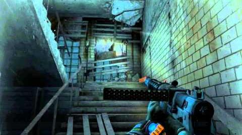 Depot (Metro Last Light Level)/Walkthrough