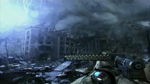 Metro Last Light E3 2012 Stage Demo