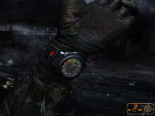 Metro 2033 Uhr